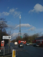 crystal palace broadcast tower