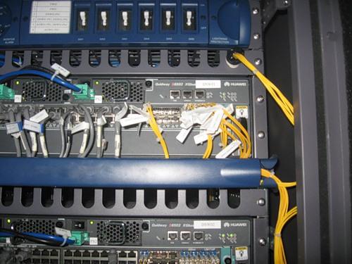 Маркировка кабелей и устройств