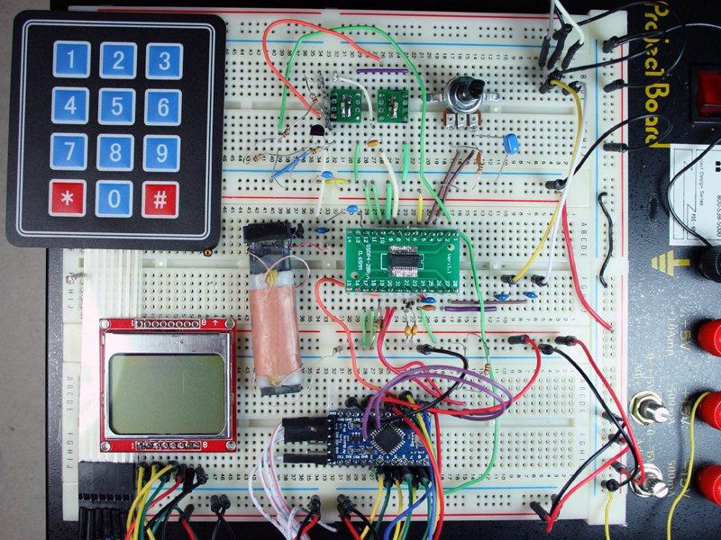 Собираем управляемый Arduino радиоприемник с AM на СВ/КВ и FM в УКВ