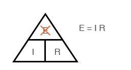 Рисунок 8 Закон Ома для определения E