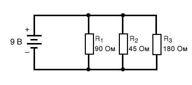 Рисунок 7 Простая параллельная схема